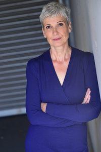 Ulrike Huebschmann Portrait 2