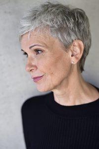Ulrike Huebschmann Portrait 3