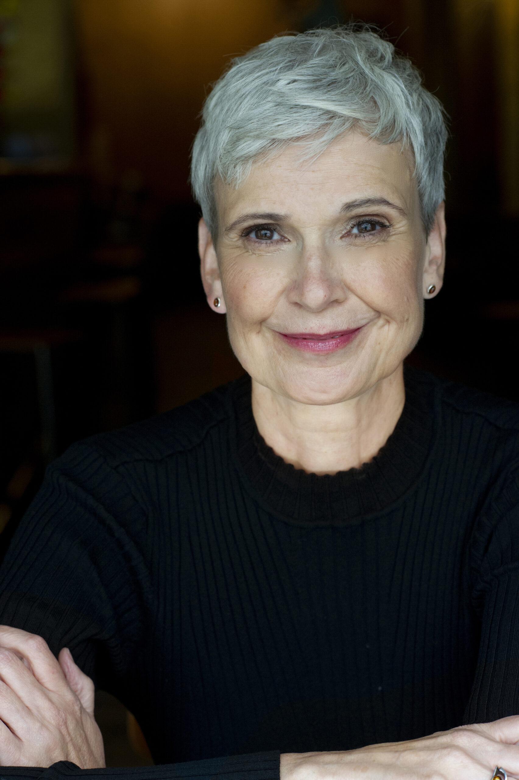 Ulrike Hübschmann Portrait 2