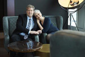 Ulrike Hübschmann und Marcus Staiger 1